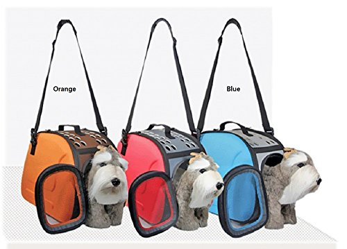 Happy Paw Dog Cat Lovely Carrier Shoulder Bag Easy Clean