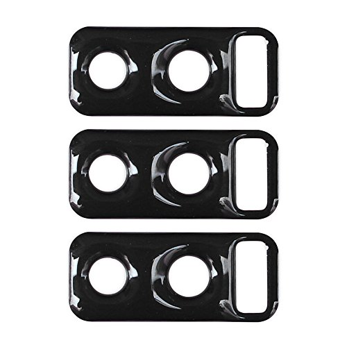 AWINNER Camera Lens Protection Sticker for Samsung Galaxy Note 8 (Black)