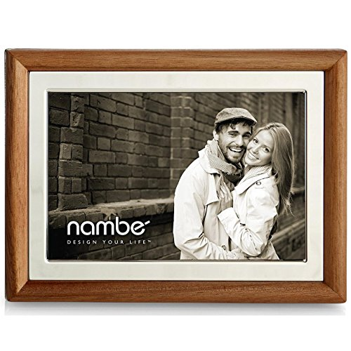 "Nambe Hayden Picture Frame, 4"" x 6"""