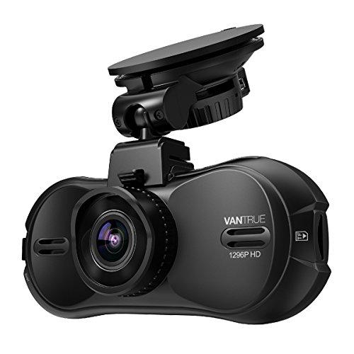 Vantrue R3 2K Dash Cam Super HD 1296P Car Dash