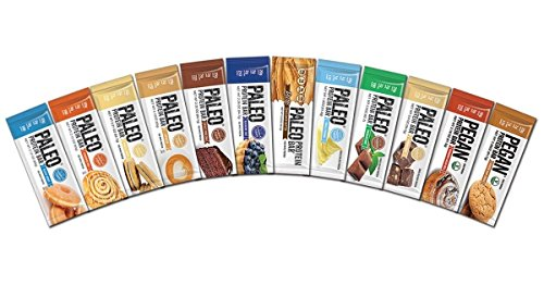 Paleo Protein Bars® Ultimate Variety Box (12 Flavors)