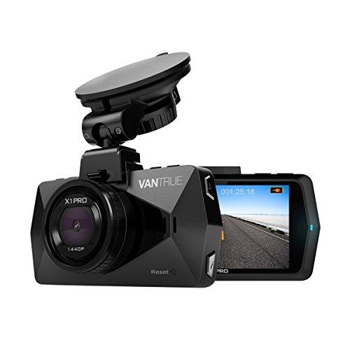 Vantrue X1 Pro 2.5K Dash Cam Super HD 1440P/30fps 1080P/60fps Car Dashboard Camera