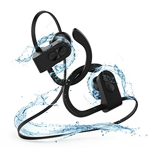 Earphones wireless bluetooth waterproof - bluetooth earbuds waterproof micro