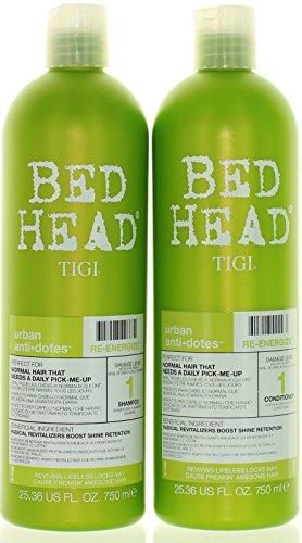 TIGI Bed Head Re-Energize Shampoo and Conditioner Duo