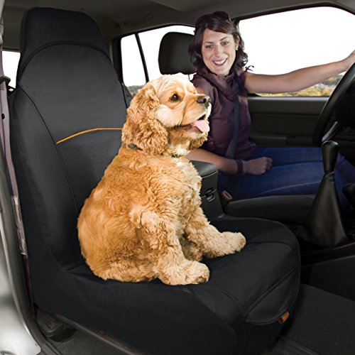 Kurgo CoPilot Bucket Seat Cover for Dogs —Waterproof, Stain Resistant & Machine Washable