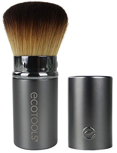 EcoTools Retractable Kabuki, Made with Recycled and Sustainable Materials