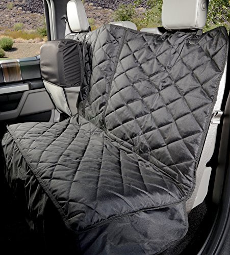Crew Cab Rear Bench Seat Cover with Hammock
