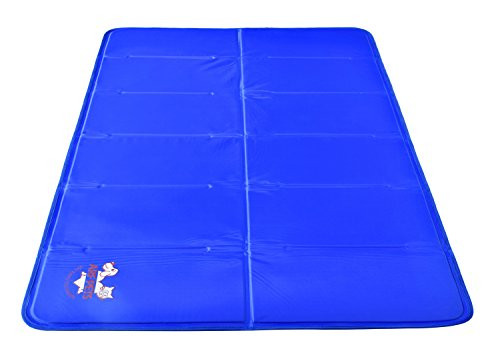 Pet Dog Self Cooling Mat Pad for Kennels, Crates and Beds 27x43 - Arf Pets