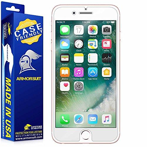 ArmorSuit - iPhone 7 Plus / iPhone 8 Plus Case Friendly Screen Protector MilitaryShield HD Screen Protector for Apple iPhone 8 Plus / iPhone 7 Plus