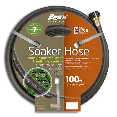 Apex, Soil Soaker Hose, 100-Feet