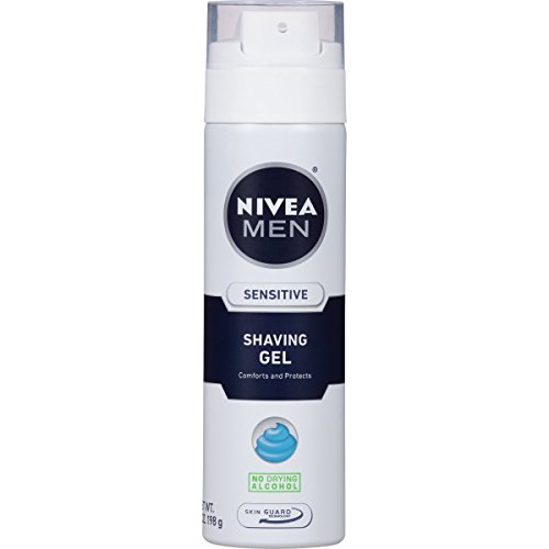NIVEA FOR MEN Sensitive, Shaving Gel