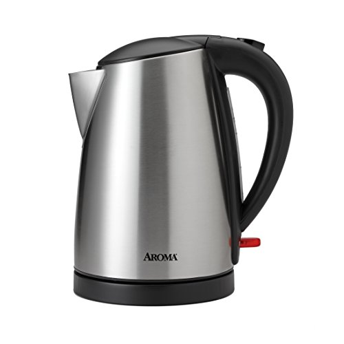 Aroma Housewares 7 Cup Stainless Steel Electric Kettle