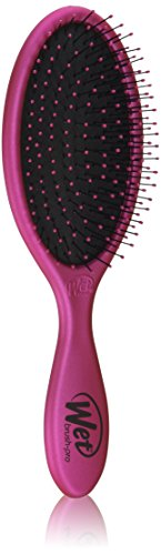 Wet Brush Pro Detangle Hair Brush, Metallic Pink
