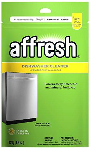 Affresh Dishwasher Cleaner, 6 Tablets