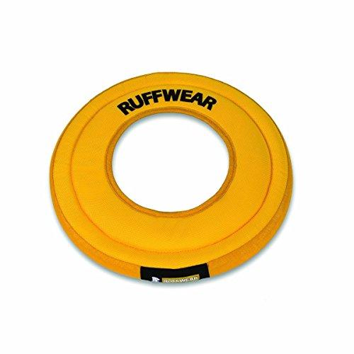 Ruffwear - Hydro Plane High-Floating, Soft Foam Disc Dog Toy, Dandelion Yellow