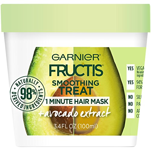 Garnier Fructis Smoothing Treat 1 Minute Hair Mask + Avocado Extract