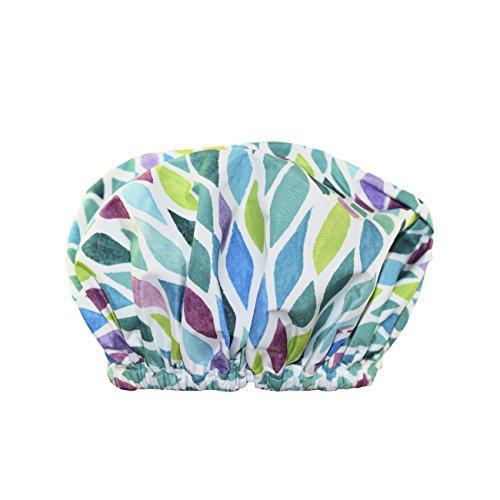 Betty Dain Trendy Turban Comfort Fit Shower Cap