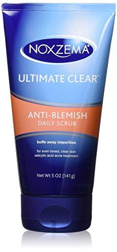 Noxzema Anti-Blemish Daily Scrub Tube