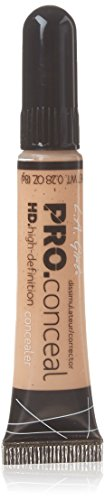 L.A. Girl Pro Conceal HD Concealer, Creamy Beige