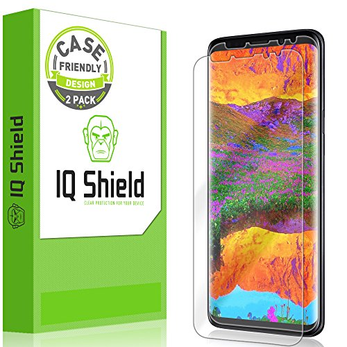 Galaxy S9 Plus Screen Protector [2-Pack]