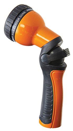 Dramm Revolution 9-Pattern Spray Gun, Orange