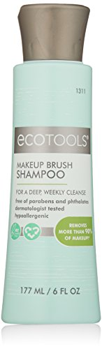Ecotools Cruelty Free and Eco Friendly Makeup Brush Cleansing Shampoo