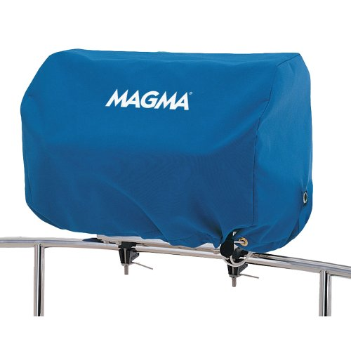 """Magma Products, Cover (Pacific Blue), Sunbrella, 12"""" X 18"""" Rectangular Grill"""
