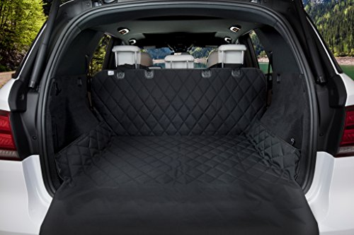 BarksBar Luxury Pet Cargo Cover & Liner For Dogs
