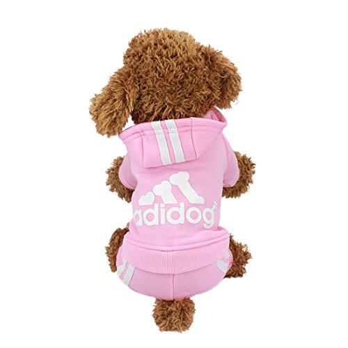 Puppy Hoodies Coat Sweater Costumes