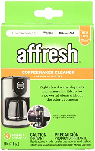 Affresh Coffeemaker Cleaner - 4 Tablets