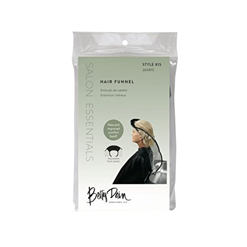 Betty Dain Hair Funnel For Upright Position Washing / Shampooing