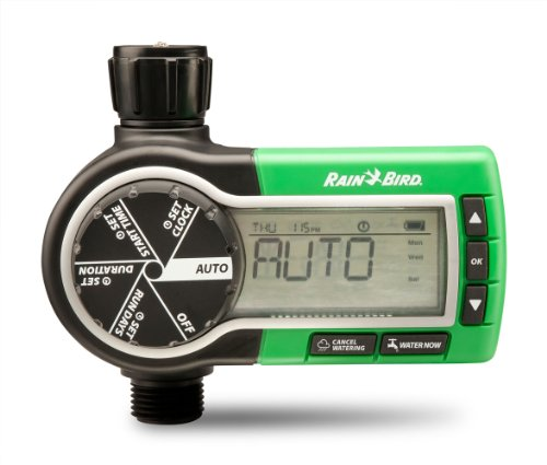 Rain Bird Professional Grade Electronic Digital Hose End Timer/Controller