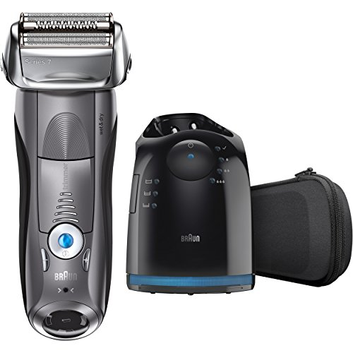 Braun Electric Shaver, Series 7 790cc Men's Electric Foil Shaver