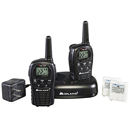 Midland 22-Channel GMRS with 24-Mile Range