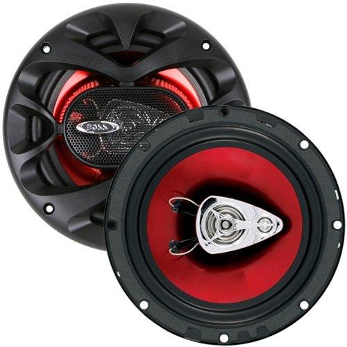 BOSS Audio CH6530 300 Watt (Per Pair), 6.5 Inch
