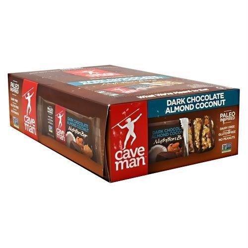 Caveman Foods Paleo-Friendly Nutrition Bar