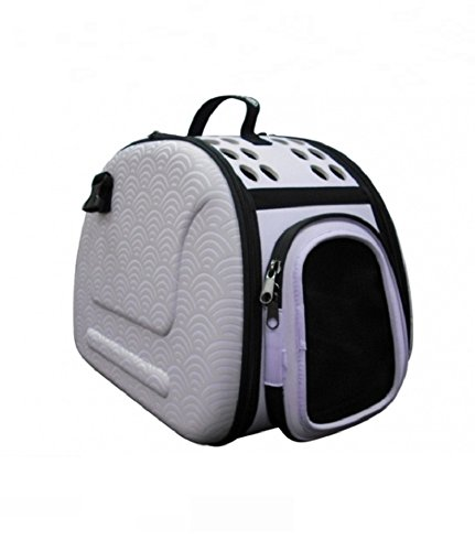 Happy Paw Dog Cat Loverly Shoulder Bag Violet