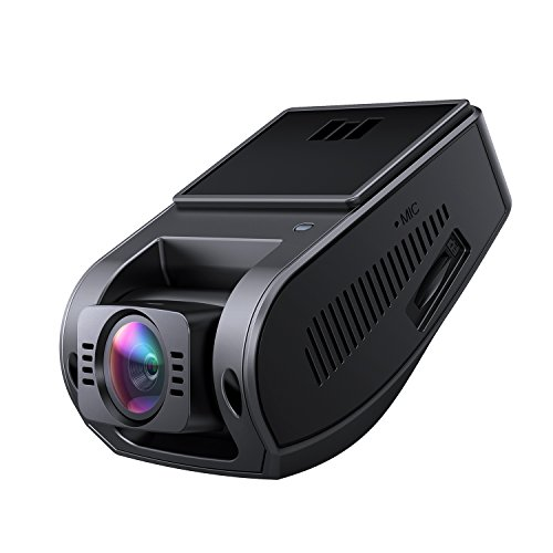 AUKEY 4K Dash Cam with 6-Lane Wide-Angle Lens Dashboard