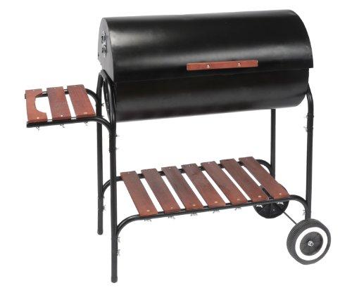 Marsh Allen Charcoal Barrel Grill