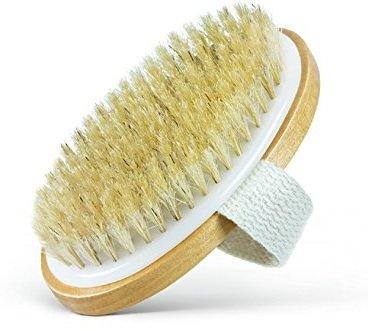 Bar5F Dry Body Brush - 100% Natural Bristles - Cellulite Treatment