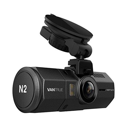 Vantrue N2 Dual Dash Cam-1080P Front and Rear Dual Lens Dash Camera