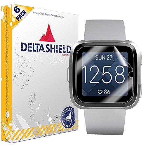 DeltaShield Fitbit Versa Screen Protector