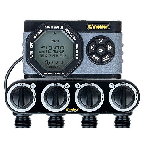 Melnor 4-Outlet Digital Water Timer