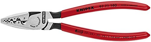 KNIPEX Crimping Pliers For Cable Links