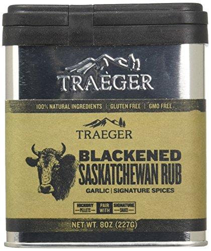 Traeger Signature Spices Blackened Saskatchewan Dry Rub