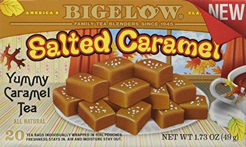 Bigelow Tea 1x Salted Caramel Tea, 20 tea bags, 1.73 oz