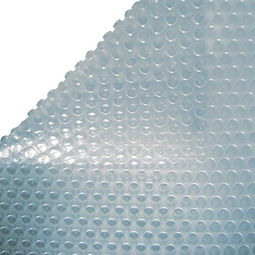 Harris 20 ft x 40 ft Rectangle Solar Cover - Clear - 16 Mil