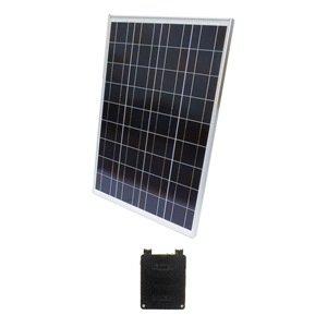 Solar Panel 90 Watt 12 Volt Solartech Power F-series Polycrystalline / Ts Model
