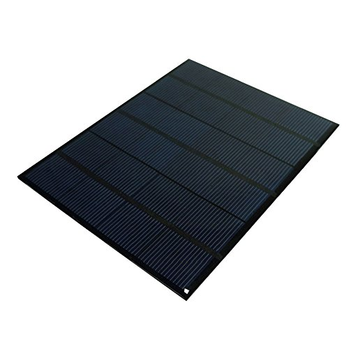 NUZAMAS 3.5W 6V 600ma Mini Solar Panel Module Solar System Cell Outdoor Camping Battery Charger DIY Parts