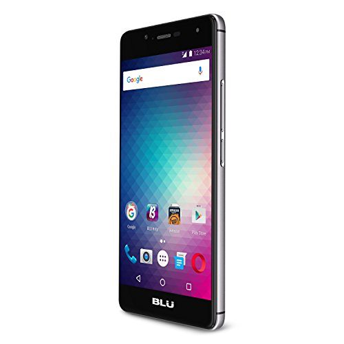 BLU R1 HD Cell Phone 16GB - Black